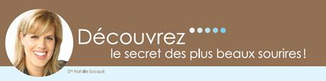 La nouvelle identité de la Clinique Dentaire Natalie Socqué, à Chateauguay près de Montréal. J'ai personnellement rédigé la ligne Révélez votre plus beau sourire, et décliné ce mot d'ordre aux publicités magazine et annonces Pages Jaunes de la Clinique. Et j'avoue que j'en suis fière !