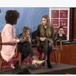 Xenia Tchoumi women and digital talk at the UN